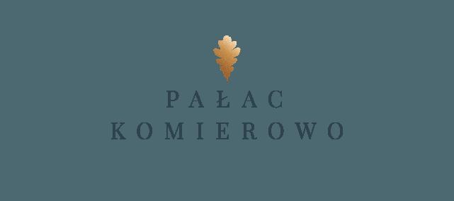 Logo Pałac Komierowo