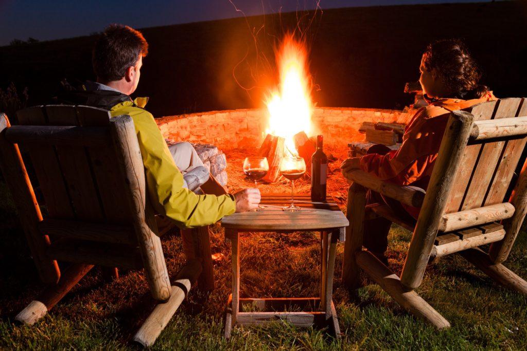 atrakcje - piknik przy ognisku