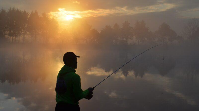 wypoczynek w Borach Tucholskich - łowienie ryb