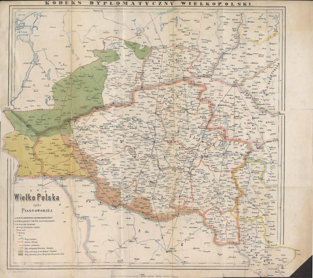 Wielkopolska epoki Piastowskiej