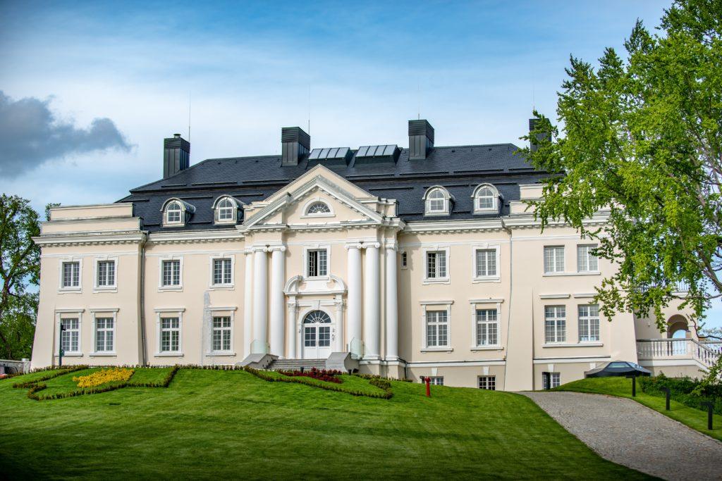 2019 r. Pałac po generalnym 5-o letnim remoncie
