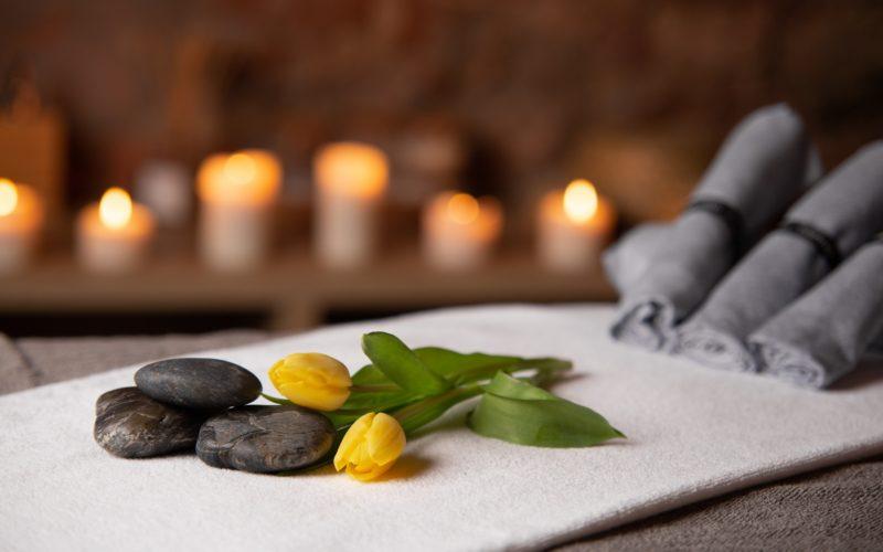 Strefa wellness spa