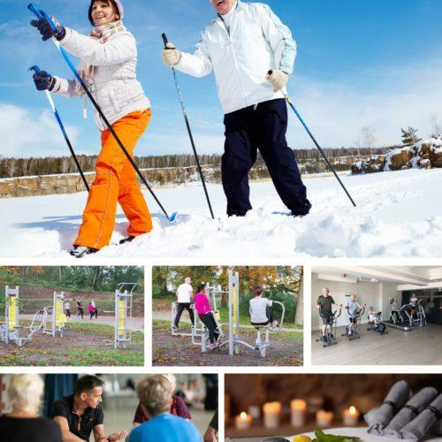 [infoski.pl] Pałac Komierowo - program sportowy dla narciarzy